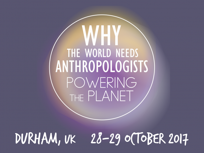Why the World Needs Anthropologists, WWNA, Powering the Planet, logo, Durham, UK, PEOPLE project, Erasmus+