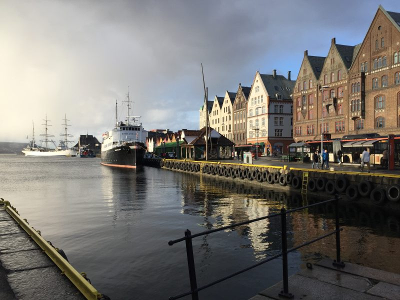 Bergen, Norway, Energy Impacts, conference