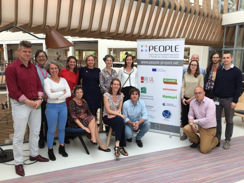 PEOPLE project, Erasmus+, consortium, meeting, Arnhem, Netherlands, Alliander