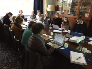 PEOPLE project, Erasmus Plus, Consortium Meeting, Durham University, UK, Hatfield College