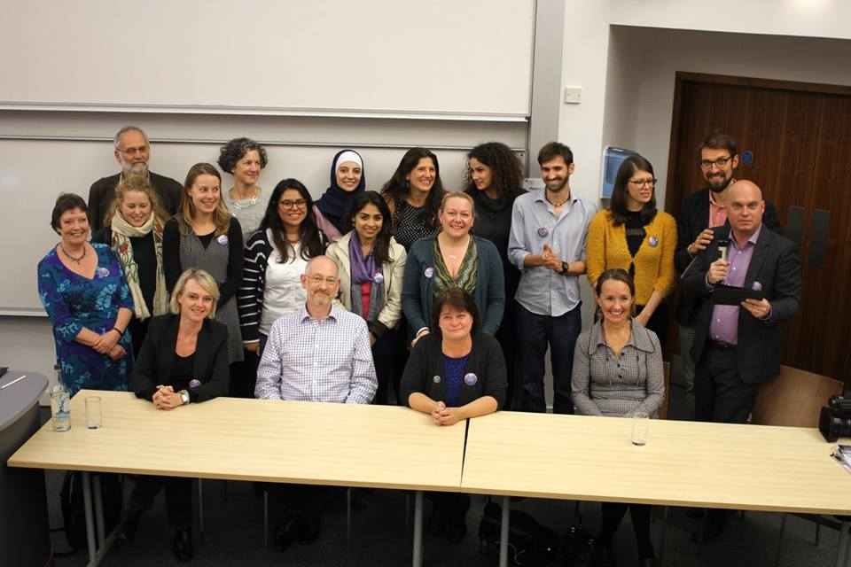 Why the World Needs Anthropologists, Powering the Planet, symposium, organising team, Durham, UK