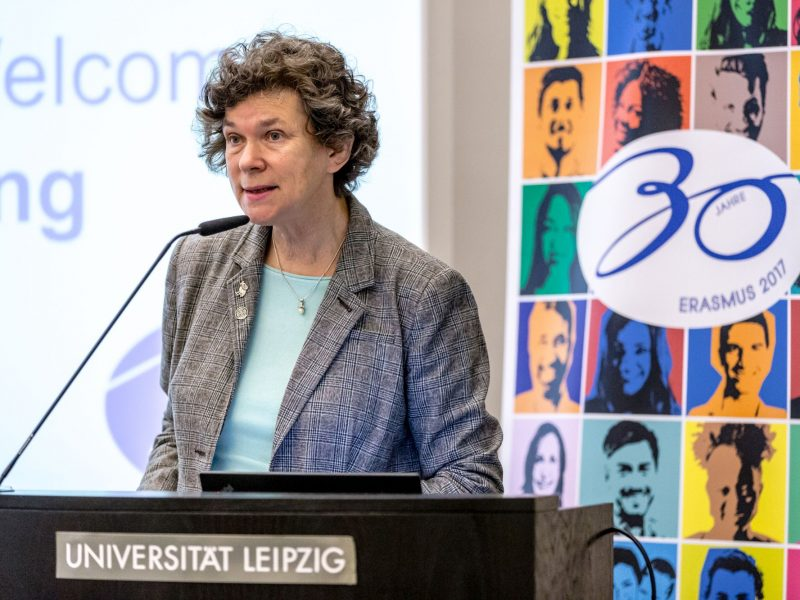 First Transitional Cooperation Activity: Recognition of Credit Mobility in Higher Education, Universität Leipzig