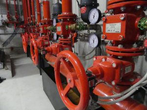 Slovenian PEOPLE case study, energy efficiency, basement, pumps, valves, meters, energy data