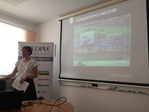 GREB, project, Erasmus+, PEOPLE Community, Sara Arko, Metronik, MePIS Energy, PEOPLE case study