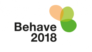 Behave 2018, logo, Zurich, Switzerland