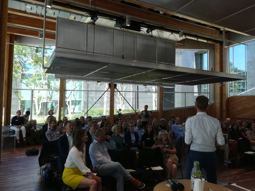 Co-Creation Camp, Amsterdam, PEOPLE project, Erasmus+
