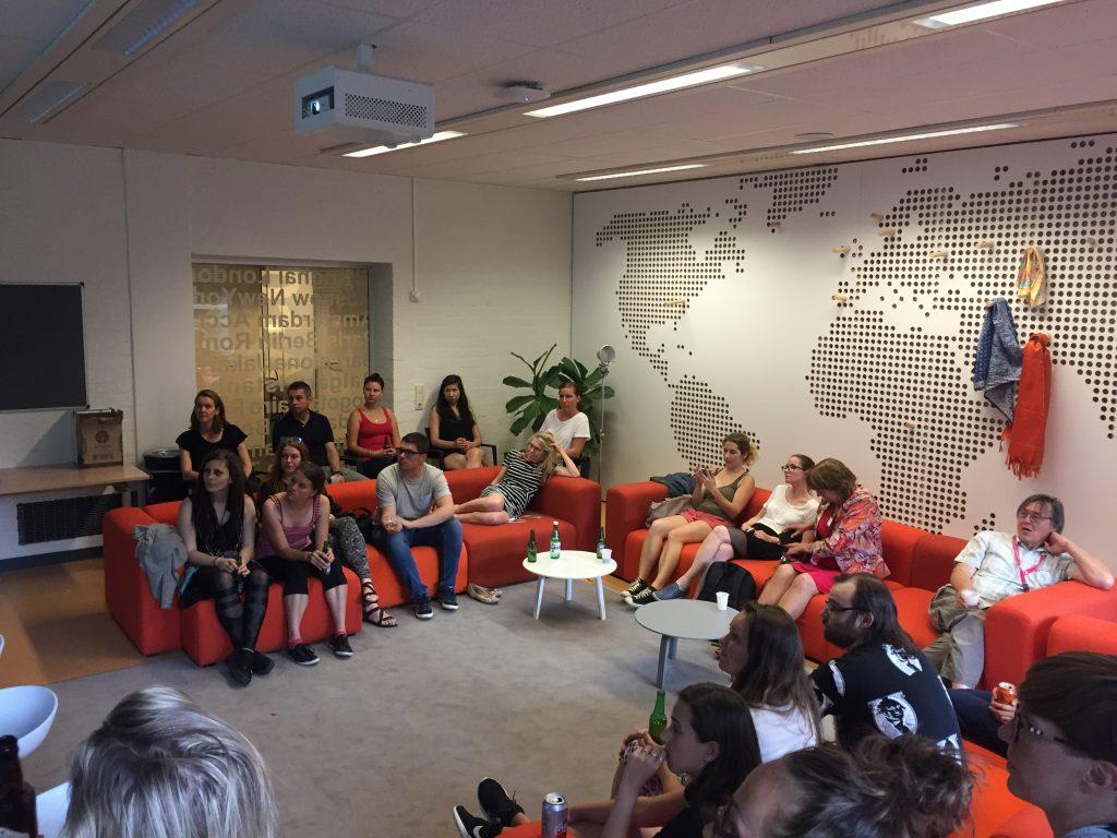Co-Creation Camp, Amsterdam, Vrije Universiteit, VU Amsterdam, Learning Cycle