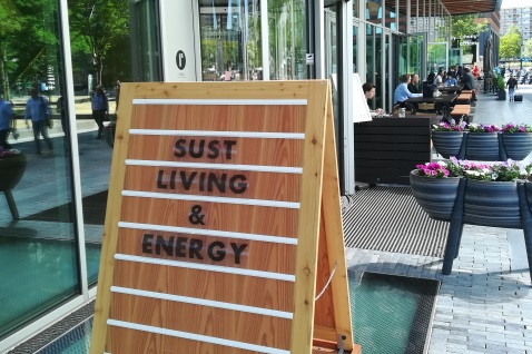 Sustainable Living and Energy, event, CIRCL, Amsterdam, Co-Creation Camp, PEOPLE project, Erasmus+, Knowledge Alliances