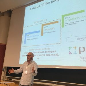 EASA 2018, anthropology, Dan Podjed, PEOPLE project, conference, paper, people-centred approaches, Erasmus+