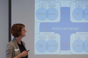 Thames Valley IoT MeetUp, Maria Salaru, PEOPLE project, UKcase study, Kemuri, Durham University