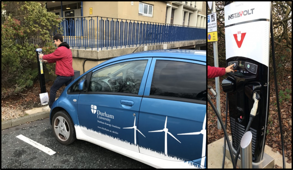 UK case study, PEOPLE project, Erasmus+, electric vehicles, people-centred development