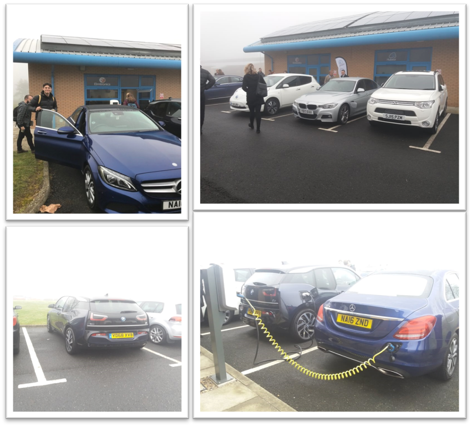 elmtronics, PEOPLE project, Erasmus+, e-vehicles, e-cars, Durham University, Durham Energy Institute